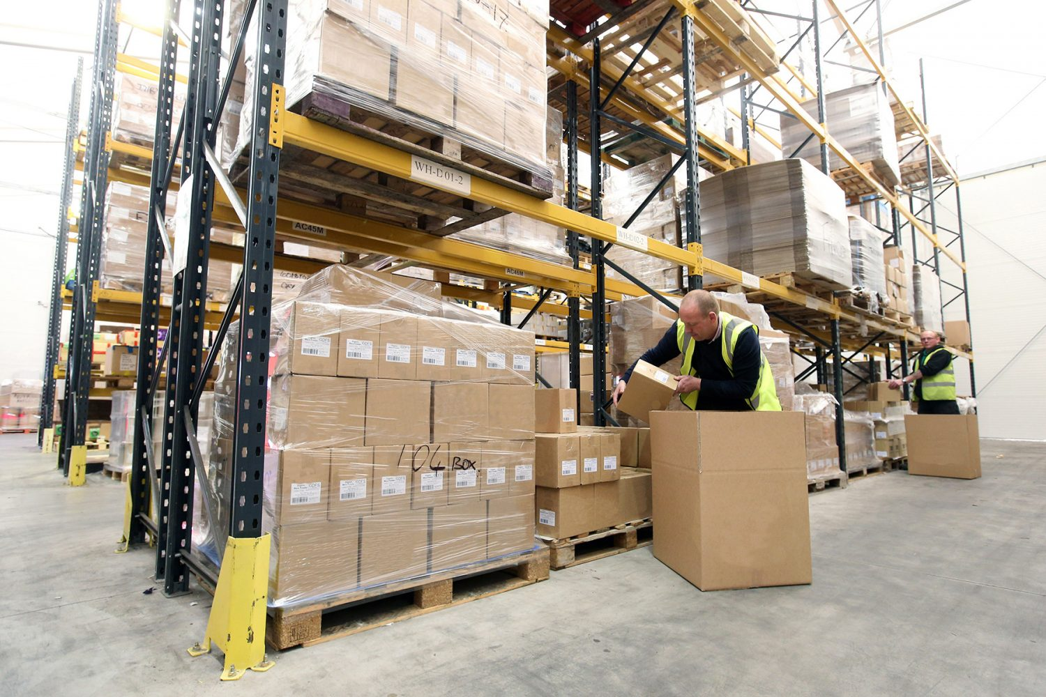 Warehousing, Storage and Distribution